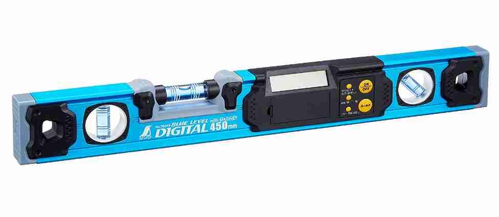 デジタル水平器